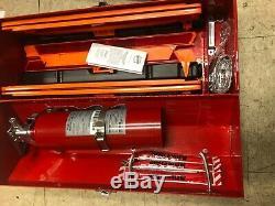 Roadside Safety Kit 73-0711-90 Case, Fire Extinguisher, 3 Triangles, 3 sticks
