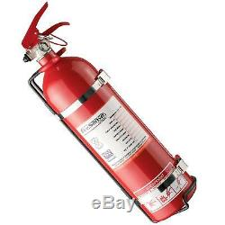 SPA Design MSA Rally / Historic Rally Hand Held Fire Extinguisher 2.4 L
