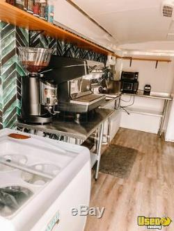 SUPER CUTE 2020 8.5' x 14' Homesteader Hercules Beverage and Coffee Trailer for