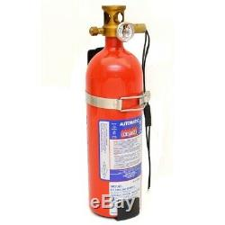 Sea-Fire Boat Fire Extinguisher FG-125A Automatic 125 Cu Ft FM200