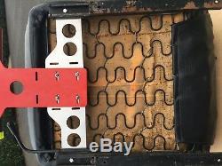Seat mount Fire Extinguisher Holder Element Porsche Non power seats