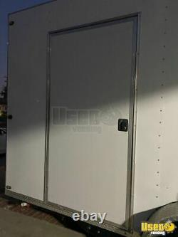 Spotlessly Clean Never Used 2018 6.5' x 14' Food Concession Trailer for Sale i