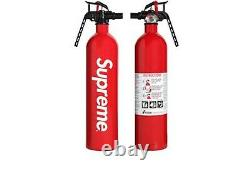 Supreme Fire Extinguisher New In Package