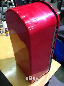 THOMAS FEB-35R Fiberglass Fire Extinguisher Cabinet, 18-3/4W x 36H x 13D