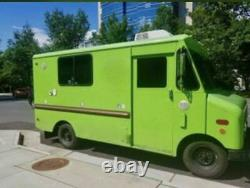 TURNKEY Grumman Olson Food Truck for Sale in Virginia with 2014 Kitchen Install