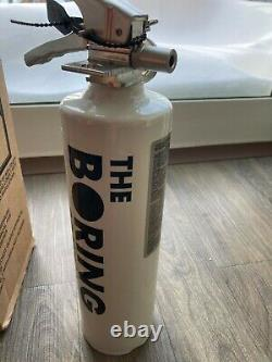 The Boring Company Fire Extinguisher 2019, BRAND NEW