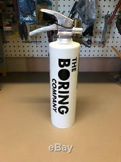The Boring Company Fire Extinguisher Elon Musk, Sentry, Sold Out! Rare