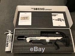 The Boring Company Not-A-Flamethrower & Fire Extinguisher
