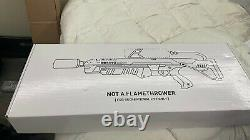 The Boring Company Not A Flamethrower with Fire Extinguisher #5093 NEVER USED