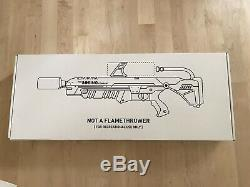 The Boring Company Not-a-Flamethrower & Fire Extinguisher Collectible Never Used