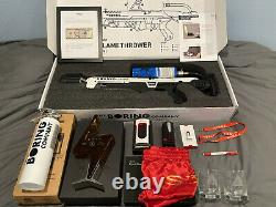 The Boring Company Not a Flamethrower + Fire Extinguisher + S3XY Shorts + More