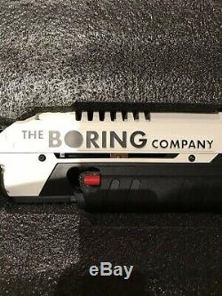 The Boring Companys ORIGINAL Not-A-Flamethrower Elon Musk With Fire Extinguisher