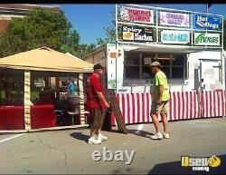 Turnkey Mobile Food Biz 2013 8' x 16' Homesteader Food Concession Trailer for