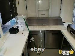 Turnkey Ready 2003 7' x 14' Fibrecore Kitchen Food Concession Trailer for Sale