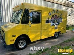 Turnkey Ready Chevrolet P30 Step Van Food Truck with 2019 Kitchen for Sale in Or