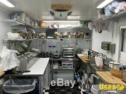 Used 8' x 16' Heavy Duty Food Concession Trailer with Commercial Grade Equipment