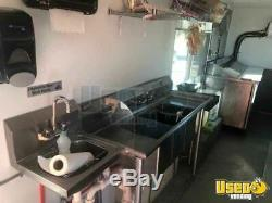 Used Step Van Mobile Kitchen / Ready for Service Food Truck for Sale in New Mexi