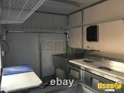 Wells Cargo 8' x 14' Kitchen Food Trailer/Used Mobile Food Unit for Sale in Okla
