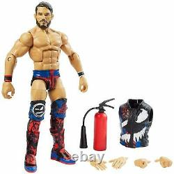 Wwe Elite Johnny Gargano Wrestling Figure Elite 70 Diy Nxt